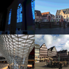 Some pictures of the places near Darmstadt